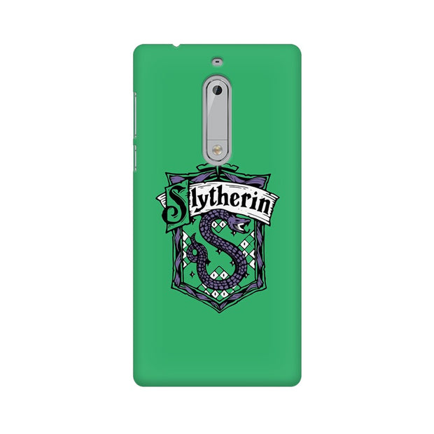 Nokia 5 Slytherin House Crest Harry Potter Phone Cover & Case