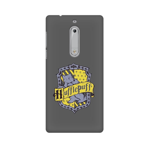 Nokia 5 Hufflepuff House Crest Harry Potter Phone Cover & Case