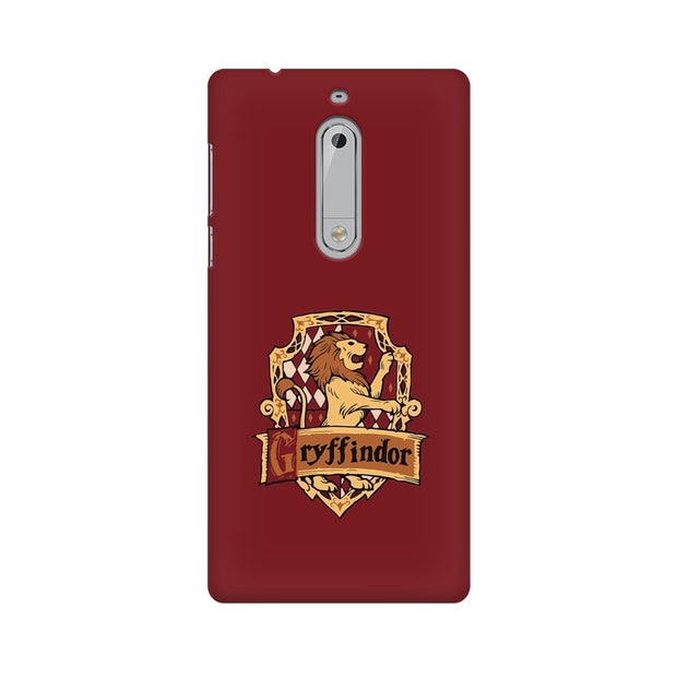 Nokia 5 Gryffindor House Crest Harry Potter Phone Cover & Case