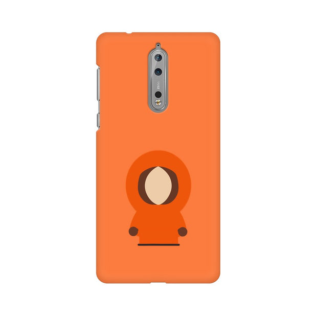 Nokia 8 Kenny Minimal South Park Phone Cover & Case
