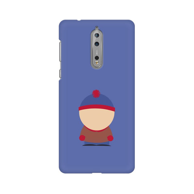 Nokia 8 Stan Marsh Minimal South Park Phone Cover & Case