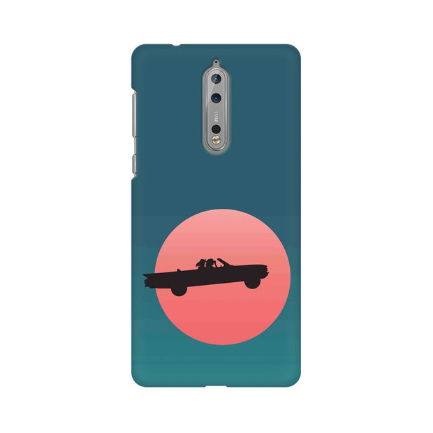 Nokia 8 Thelma & Louise Movie Minimal Phone Cover & Case