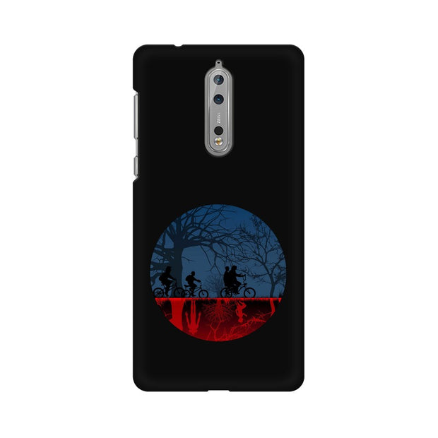 Nokia 8 Stranger Things Fan Art Phone Cover & Case
