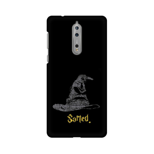 Nokia 8 Sorting Hat Harry Potter Phone Cover & Case