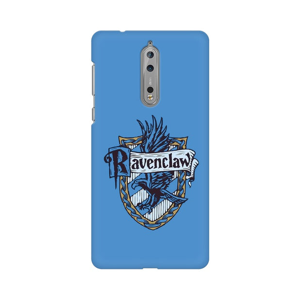 Nokia 8 Ravenclaw House Crest Harry Potter Phone Cover & Case