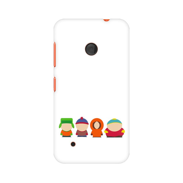 Nokia Lumia 530 South Park Minimal Phone Cover & Case