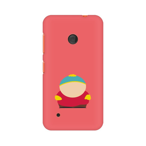Nokia Lumia 530 Eric Cartman Minimal South Park Phone Cover & Case