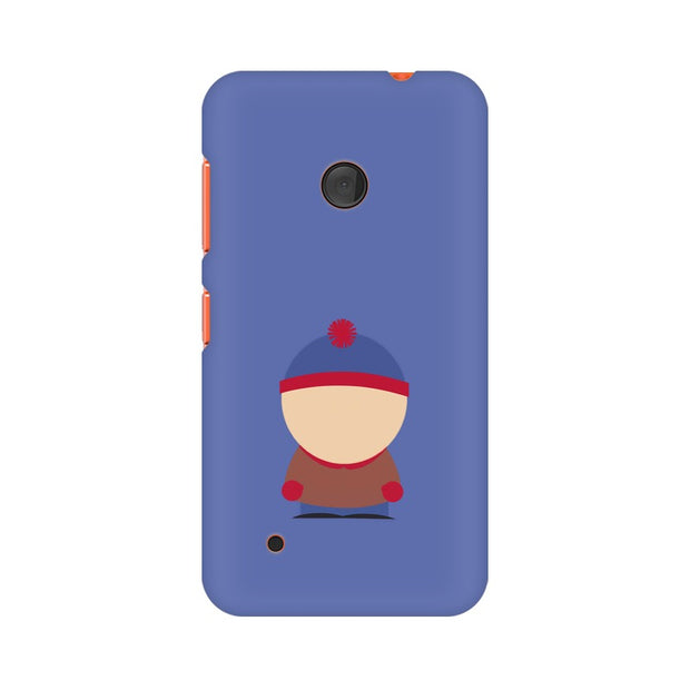 Nokia Lumia 530 Stan Marsh Minimal South Park Phone Cover & Case