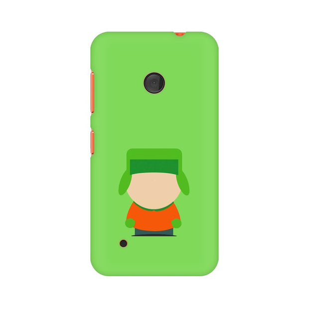 Nokia Lumia 530 Kyle Broflovski Minimal South Park Phone Cover & Case