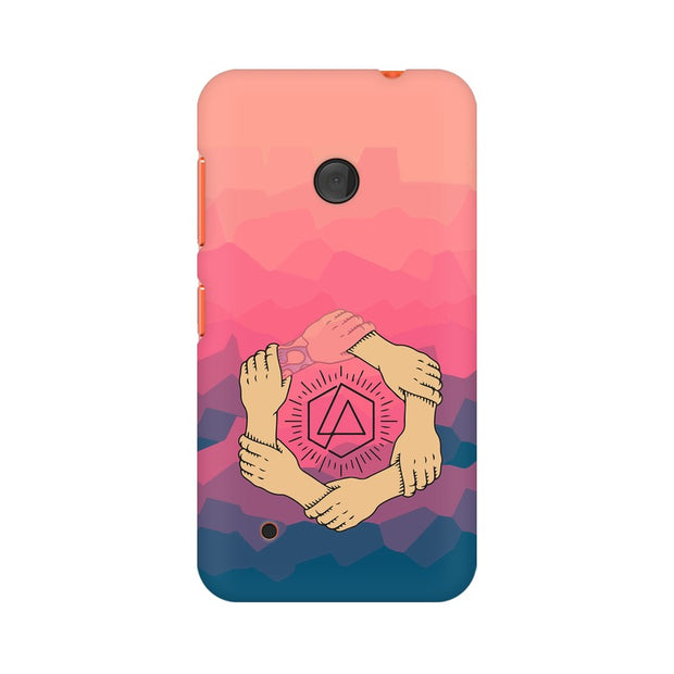 Nokia Lumia 530 Linkin Park Logo Chester Tribute Phone Cover & Case
