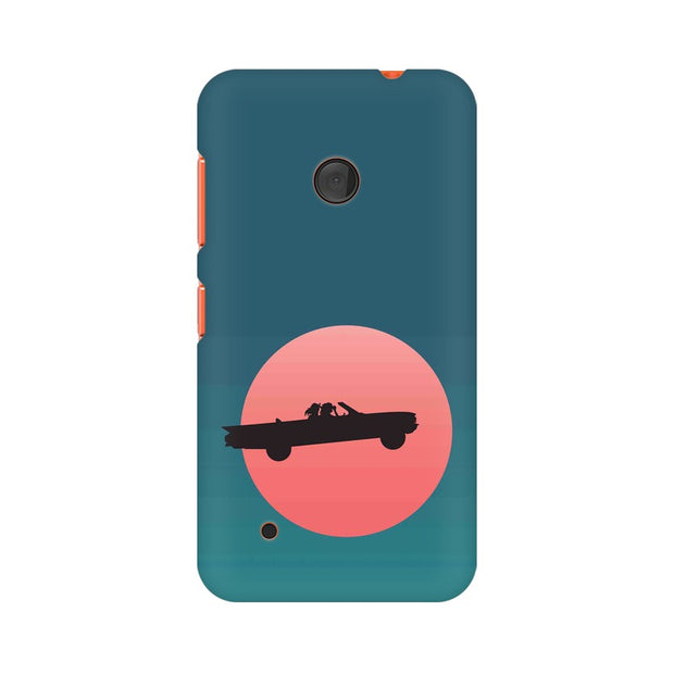 Nokia Lumia 530 Thelma & Louise Movie Minimal Phone Cover & Case