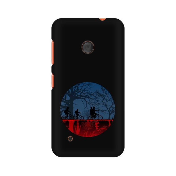 Nokia Lumia 530 Stranger Things Fan Art Phone Cover & Case