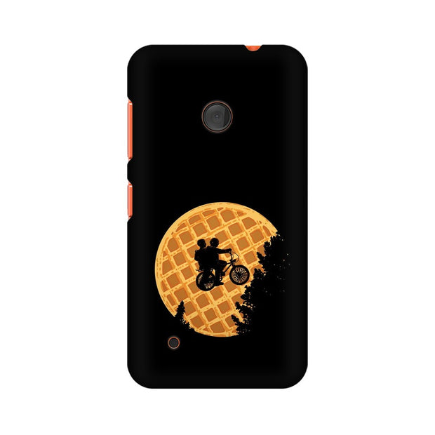 Nokia Lumia 530 Stranger Things Pancake Minimal Phone Cover & Case