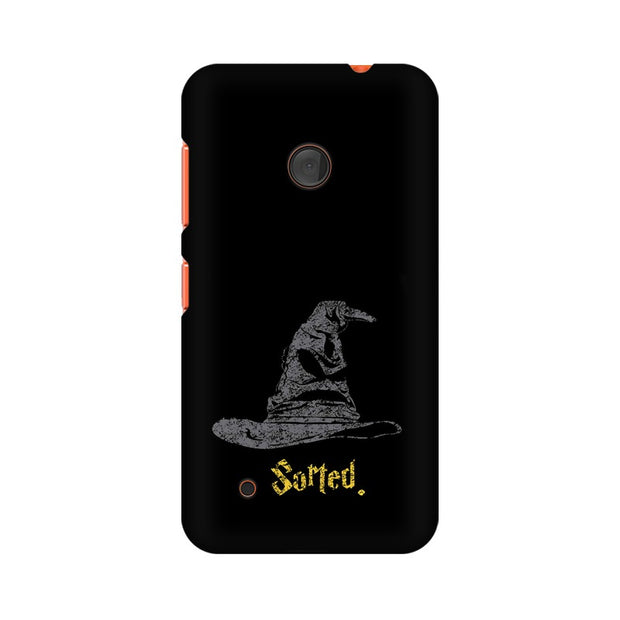 Nokia Lumia 530 Sorting Hat Harry Potter Phone Cover & Case