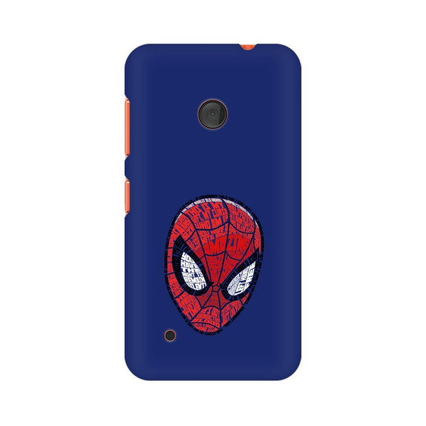 Nokia Lumia 530 Spider Man Graphic Fan Art Phone Cover & Case