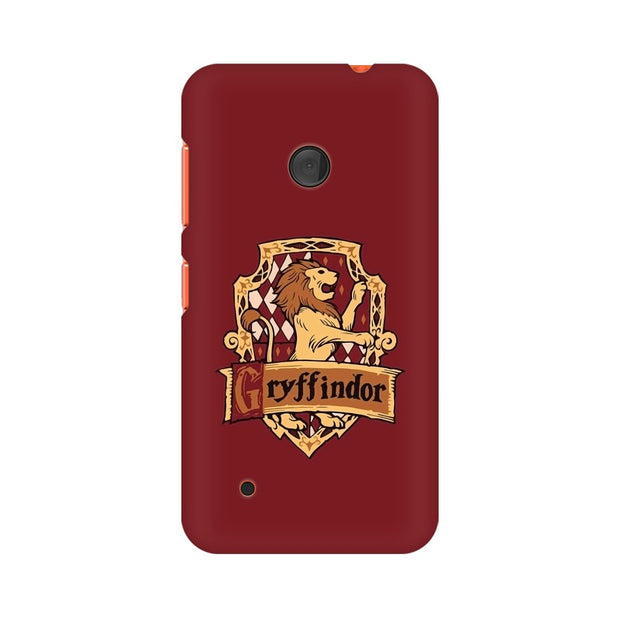 Nokia Lumia 530 Gryffindor House Crest Harry Potter Phone Cover & Case