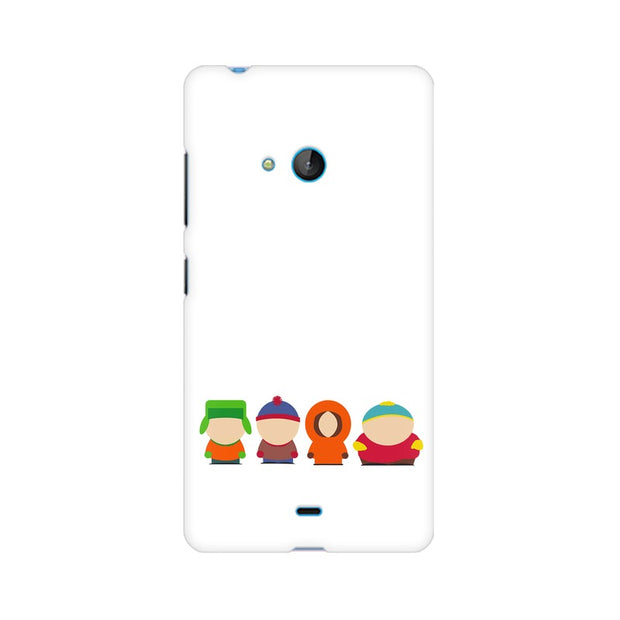 Nokia Lumia 540 South Park Minimal Phone Cover & Case