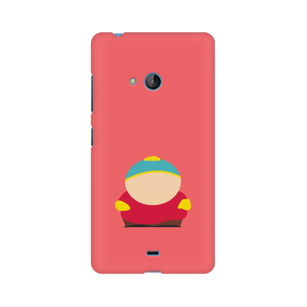 Nokia Lumia 540 Eric Cartman Minimal South Park Phone Cover & Case