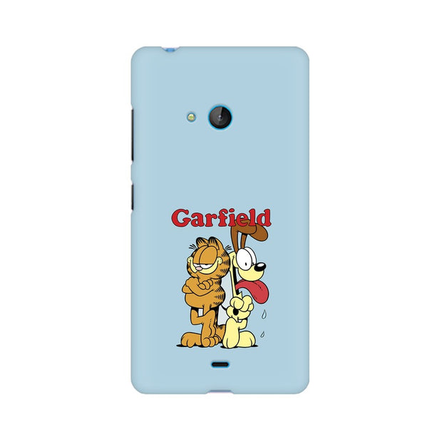 Nokia Lumia 540 Garfield & Odie Phone Cover & Case