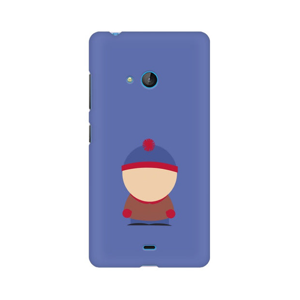 Nokia Lumia 540 Stan Marsh Minimal South Park Phone Cover & Case