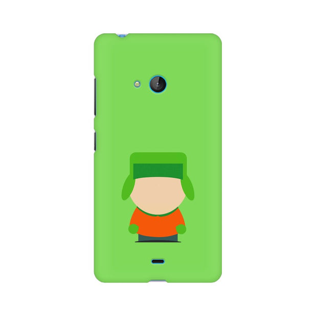 Nokia Lumia 540 Kyle Broflovski Minimal South Park Phone Cover & Case