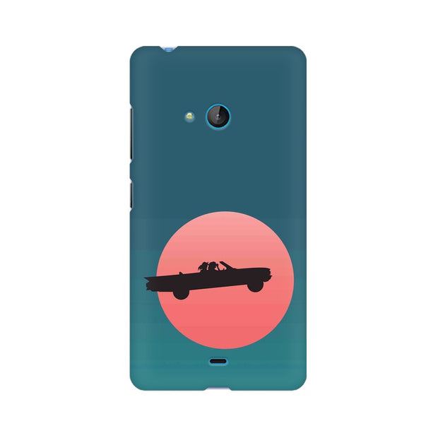 Nokia Lumia 540 Thelma & Louise Movie Minimal Phone Cover & Case