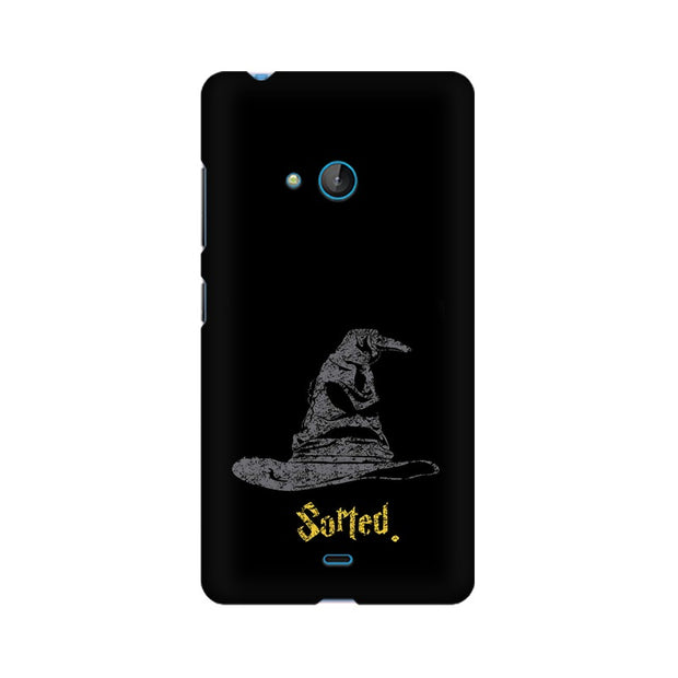 Nokia Lumia 540 Sorting Hat Harry Potter Phone Cover & Case