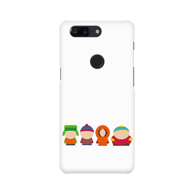 OnePlus 5T South Park Minimal Phone Cover & Case