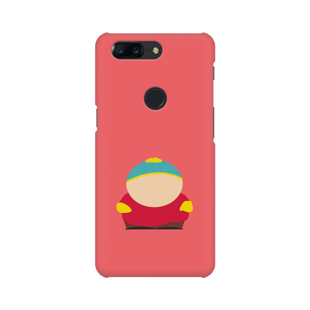 OnePlus 5T Eric Cartman Minimal South Park Phone Cover & Case