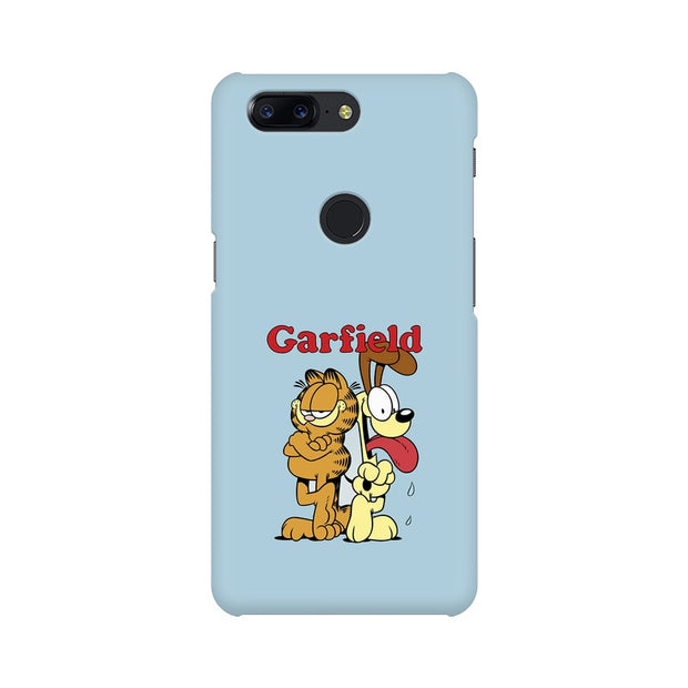OnePlus 5T Garfield & Odie Phone Cover & Case