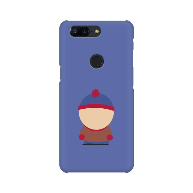 OnePlus 5T Stan Marsh Minimal South Park Phone Cover & Case