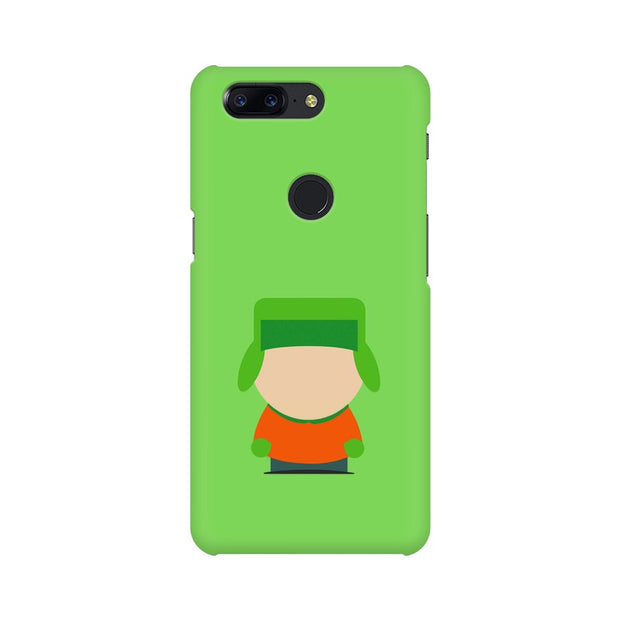 OnePlus 5T Kyle Broflovski Minimal South Park Phone Cover & Case