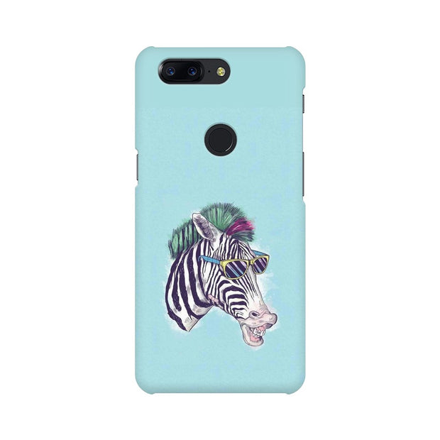 OnePlus 5T The Zebra Style Cool Phone Cover & Case