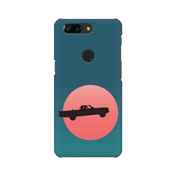 OnePlus 5T Thelma & Louise Movie Minimal Phone Cover & Case