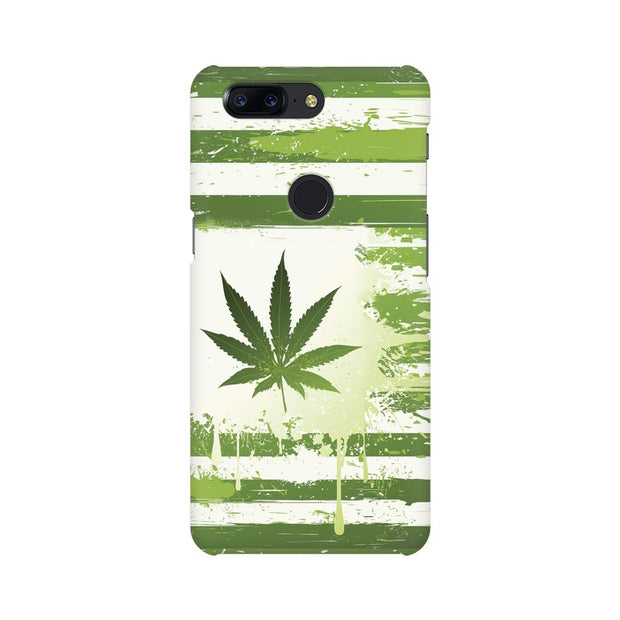 OnePlus 5T Weed Flag  Phone Cover & Case