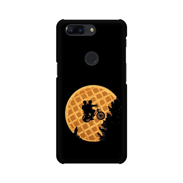 OnePlus 5T Stranger Things Pancake Minimal Phone Cover & Case