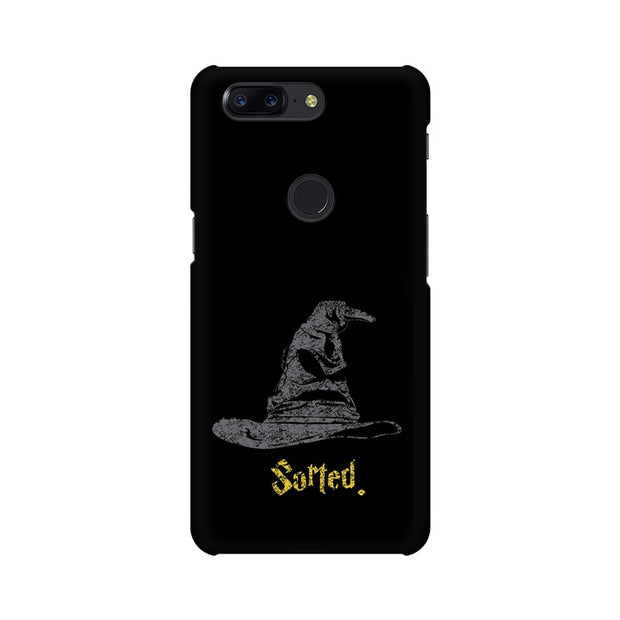 OnePlus 5T Sorting Hat Harry Potter Phone Cover & Case