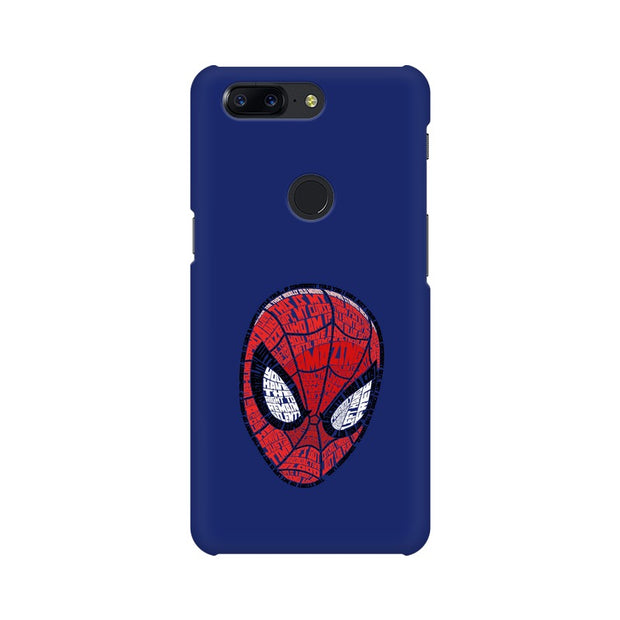 OnePlus 5T Spider Man Graphic Fan Art Phone Cover & Case