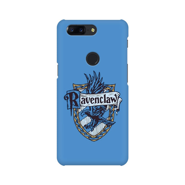 OnePlus 5T Ravenclaw House Crest Harry Potter Phone Cover & Case