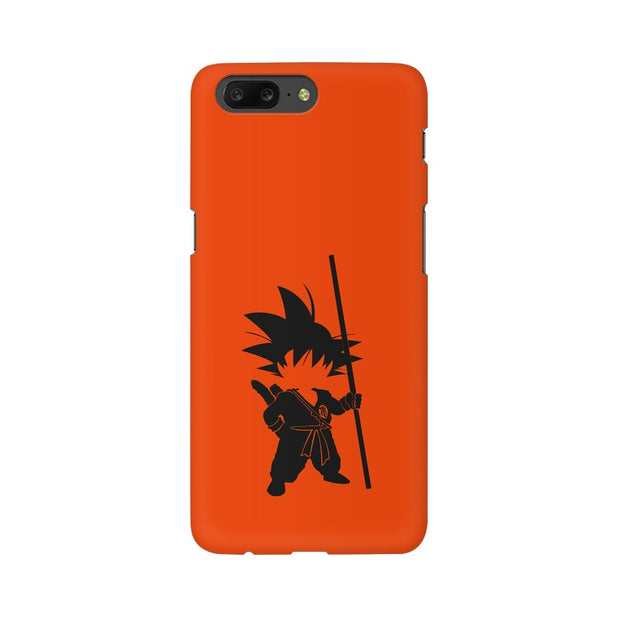 OnePlus 5 Little Gohan Dragon Ball Z Phone Cover & Case