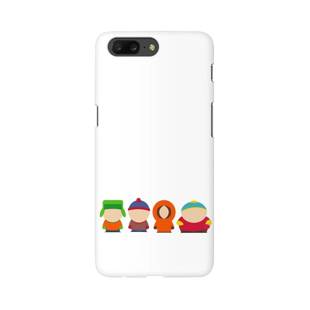 OnePlus 5 South Park Minimal Phone Cover & Case