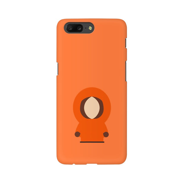 OnePlus 5 Kenny Minimal South Park Phone Cover & Case