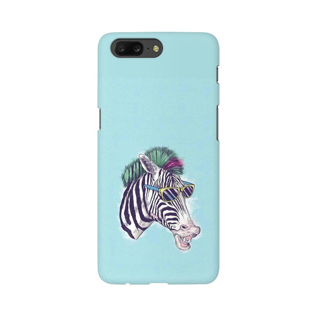 OnePlus 5 The Zebra Style Cool Phone Cover & Case