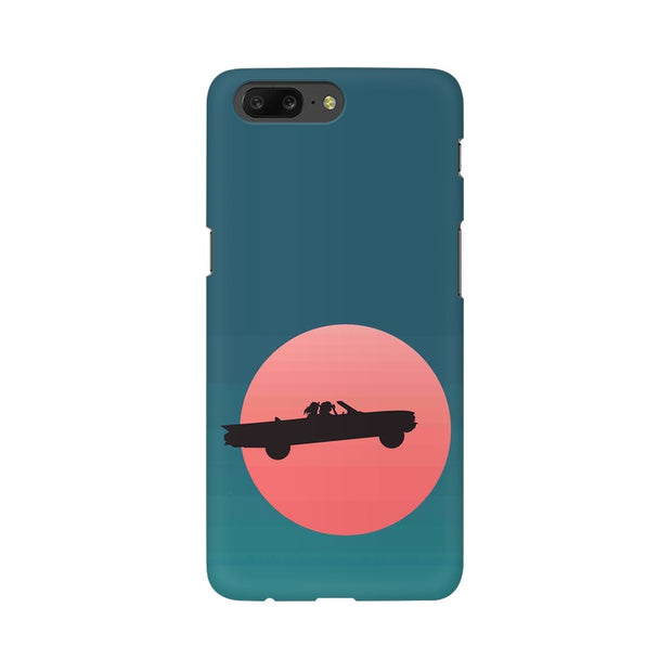 OnePlus 5 Thelma & Louise Movie Minimal Phone Cover & Case