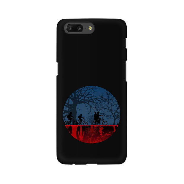 OnePlus 5 Stranger Things Fan Art Phone Cover & Case