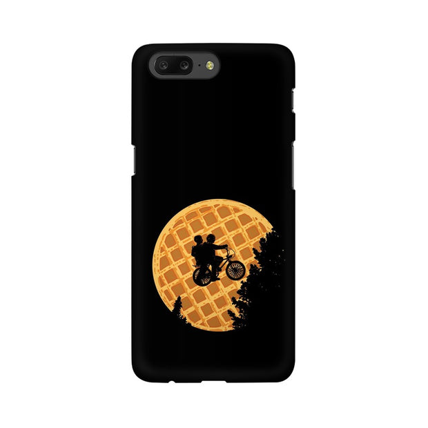 OnePlus 5 Stranger Things Pancake Minimal Phone Cover & Case