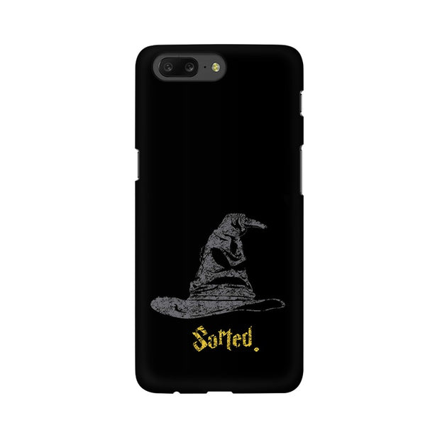 OnePlus 5 Sorting Hat Harry Potter Phone Cover & Case