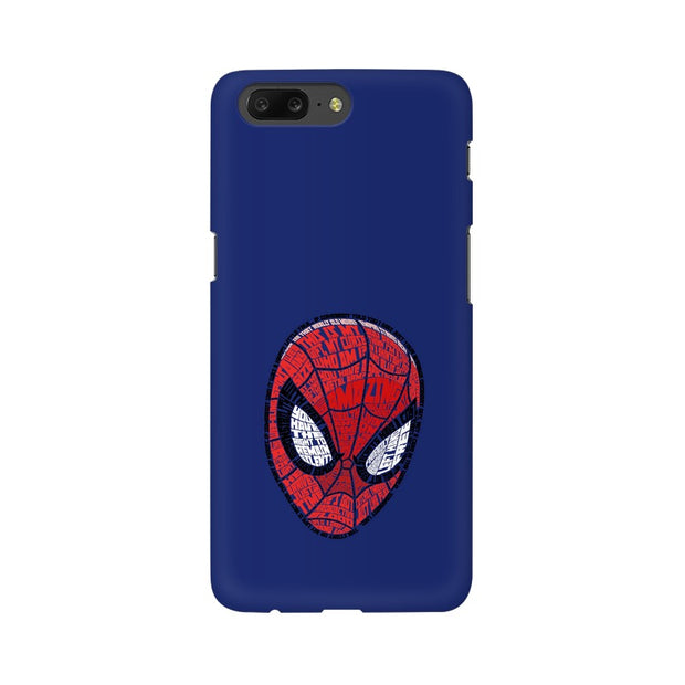 OnePlus 5 Spider Man Graphic Fan Art Phone Cover & Case
