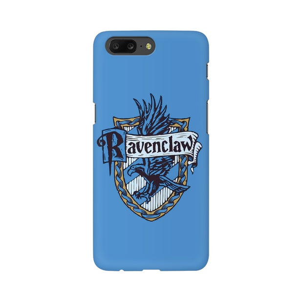 OnePlus 5 Ravenclaw House Crest Harry Potter Phone Cover & Case