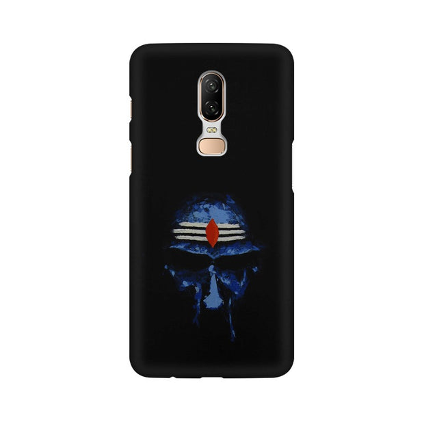 OnePlus 6 Rudra Shiva Artwork Phone Cover & Case
